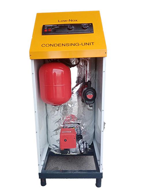 Aqua Max 2000 3 thermostahl greece